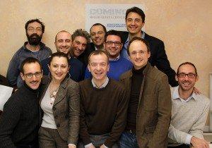 Al via il Comitato Elettorale per la campagna di Eugenio Comincini 2012 a Cernusco, capitanato da Luca Foresti