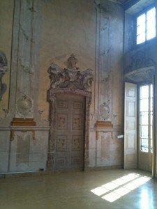 Villa Alari Visconti di Saliceto - interni