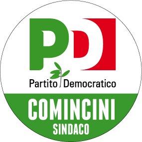 Il logo del PD per le comunali di Cernusco del 6-7 maggio 2012